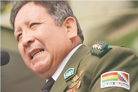 Farfán ordena callar sobre corrupción policial