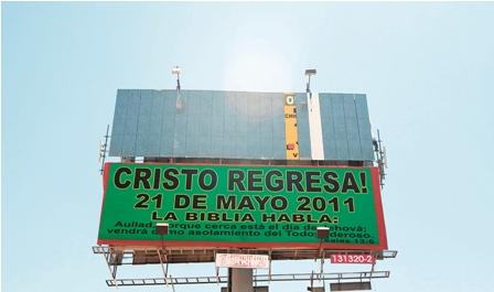 advierten vallas publicitarias colocadas en ciudades del norte de