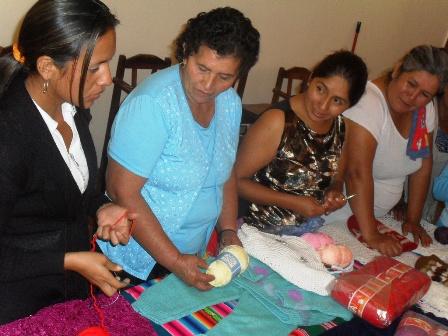 Mujeres-de-Bermejo-exportan-tejidos-a-Espana