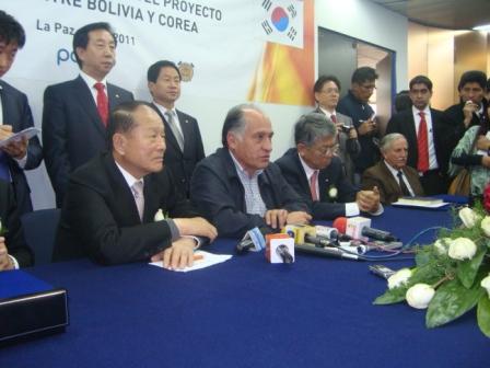 Bolivia-y-Corea-del-Sur-suscriben-memorandum-de-entendimiento-para-industrializacion-del-litio
