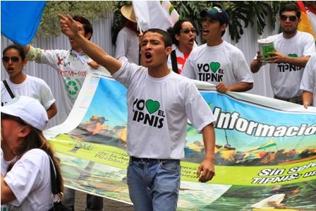 En-coro-dieron-respaldo-a-los-indigenas-del-Tipnis-