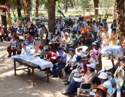 Los-indigenas-del-Tipnis-responden-hoy-al-Gobierno-con-una-contrapropuesta-sobre-el-tramo-vial