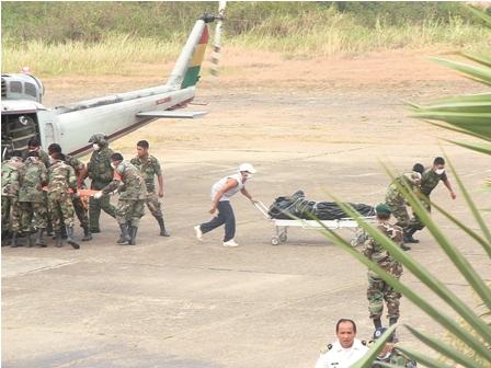 Tragedia-aerea,-ocho-muertos-y-un-pasajero-esta-desaparecido