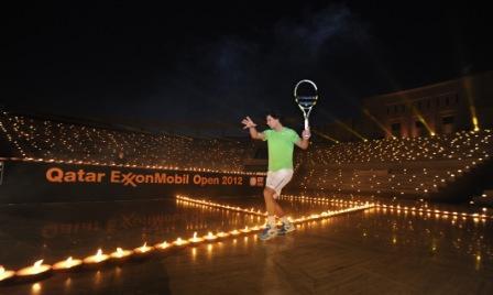 Nadal-y-Federer-jugaron-a-la-luz-de-las-velas