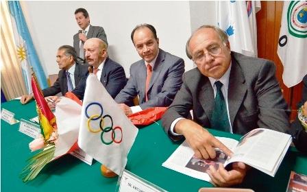 Cuatro-candidatos-a-presidencia-del-Comite-Olimpico-Boliviano