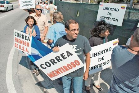 Protestas-y-marchas-contra-el-gobierno-de-Rafael-Correa