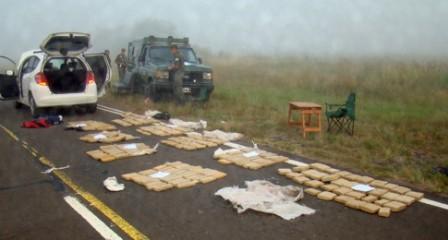 Detienen-a-boliviano-que-transportaba-200-kilos-de-marihuana-en-Argentina
