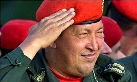 Chavez:--Aqui-voy-levantando-vuelo-como-el-Condor!-