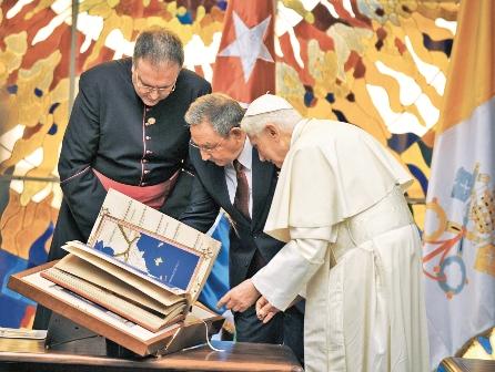 Pese-a-pedido-papal,-Cuba-no-hara-reformas-politicas