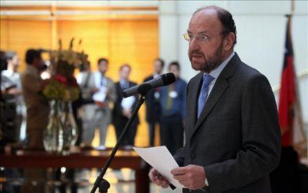 Canciller-chileno-pide-a-Evo-Morales--hablar-menos--por-la-prensa