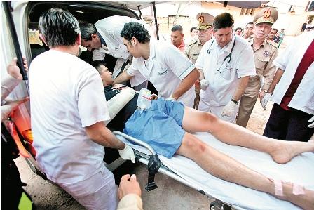 La-violencia-causa-16-muertes-en-Paraguay