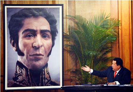 Desvelan-el-verdadero-rostro-de-Simon-Bolivar