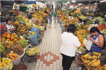 Resultado de imagen de mercado abasto santa cruz bolivia