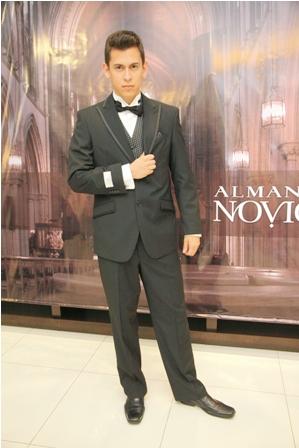 392ef21cfb729 Los novios a la moda con Almanza