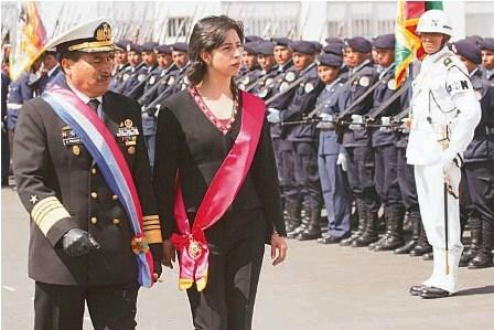 Ex-ministra-Chacon-critica-designacion-de-Llorenti-y--errores--del-proceso-de-cambio