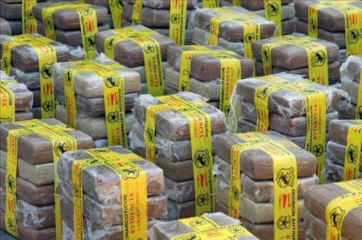 Venezuela-se-incauta-de-530-kilos-de-cocaina-cerca-de-la-frontera-con-Colombia-