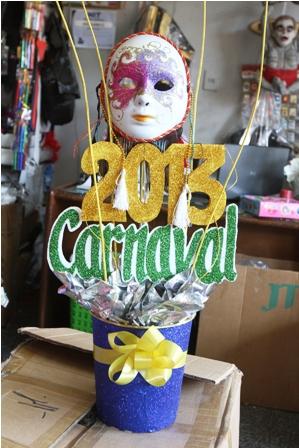 Colorida fiesta de carnaval