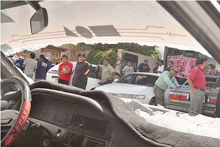 Taxistas-suspenden-bloqueo-y-deciden-dialogar-con-autoridades-Municipales