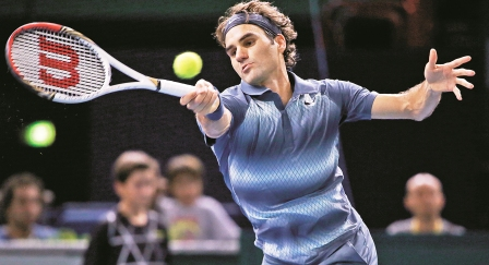 Djokovic-Federer,-el-duelo-de-semifinales