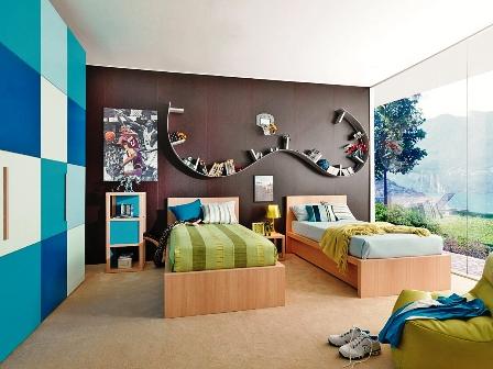 La habitaci n varonil for Bmx bedroom ideas