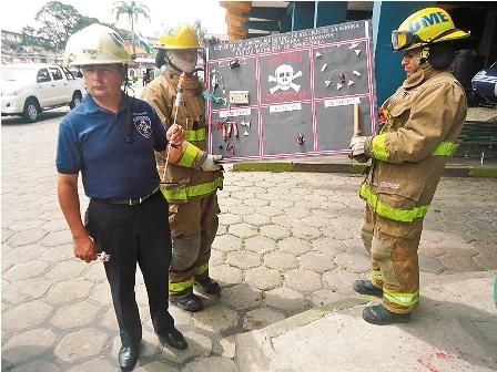 Advierten Sobre Fuegos Pirotecnicos Peligrosos