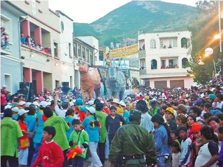 Carnaval-rural