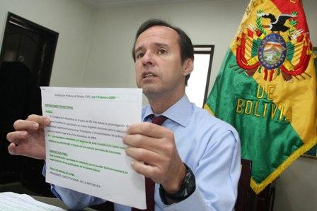 -Tuto--Quiroga-pide-pronunciamientos-de-organismos-internacionales-por-reeleccion-de-Evo