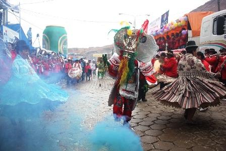 Senado-declara-Patrimonio-Cultural-al-Carnaval-Minero-de-Potosi