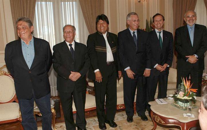 Evo-aborda-con-expresidentes-y-excancilleres-demanda-maritima-boliviana
