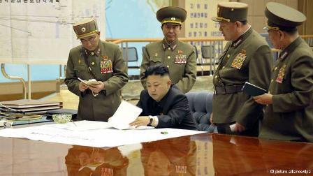 Corea-del-Norte-anuncio-que-esta--en-estado-de-guerra--con-el-Sur