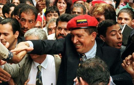 Chavez,-el-lider-bolivariano-que-rigio-trece-anos-el-destino-de-Venezuela