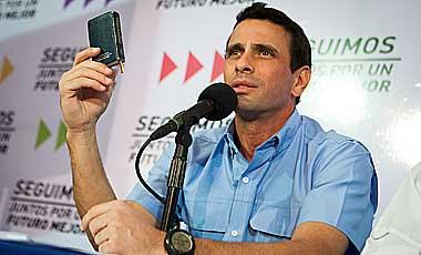 Capriles-acusa-a-Tribunal-Supremo-de-cometer--fraude-constitucional--a-favor-de-Maduro