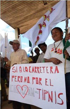 Indigenas-hoy-debaten-sobre-la--consulta--sobre-Tipnis-