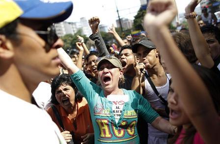 CIDH-mantiene-a-Venezuela,-Cuba-y-Honduras-en-lista-negra,-saca-a-Colombia