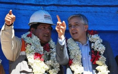 Vicepresidente-califica-de-flojos-a-opositores-que-critican-viajes-de-Evo