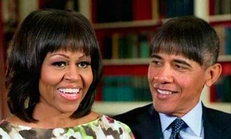 Obama-bromea-con-ponerse-el-flequillo-de-su-senora-para-mejorar-su-imagen