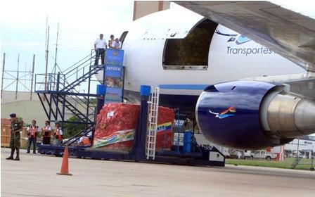 Exportaciones-aereas-caen-frente-a-las-importaciones