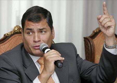 El-presidente-Correa-confirma-su-audiencia-con-el-papa-Francisco-durante-la-gira-por-Europa