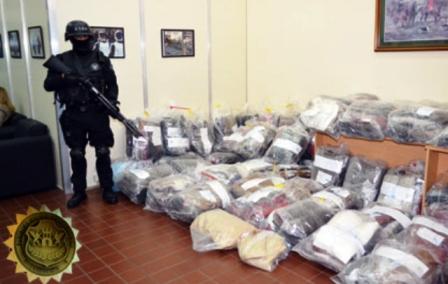 Bolivianos-traficaban-droga-en-530-chamarras
