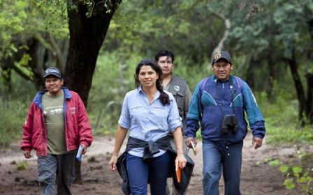 Biologa-boliviana-elegida-entre-Exploradores-Emergentes-de-la-National-Geographic