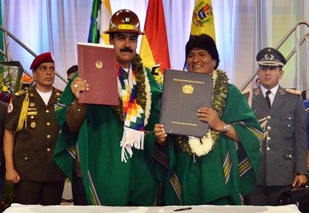 Morales-apoya-a-Maduro-en-medio-de-crisis-venezolana