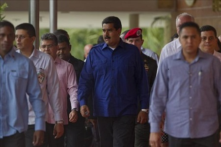 Maduro-anuncia-una-gira-de-tres-dias-por-Uruguay,-Argentina-y-Brasil