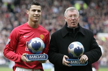 Cristiano-Ronaldo-a-Ferguson:--Gracias-por-todo,-jefe-