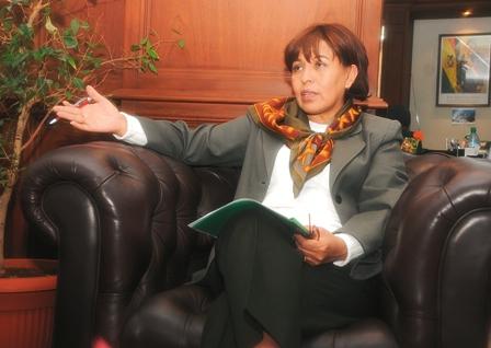 El-ex-prefecto-de-Tarija,-Mario-Cossio-debe-responder-a-22-juicios-y-un-dano-economico-al-Estado,-aseguro-la-ministra,-Nardy-Suxo