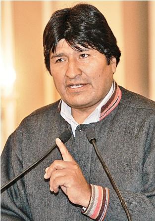 Evo-Morales-participara-de-la-cumbre-de-Mercosur-