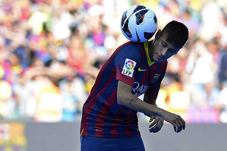 Neymar-en-el-Barcelona:--He-venido-para-ayudar-al-equipo-y-a-Messi,-el-mejor-del-mundo-