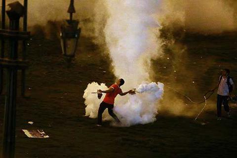 Nuevos-enfrentamientos-entre-seguidores-de-Mursi-y-la-policia-en-Egipto