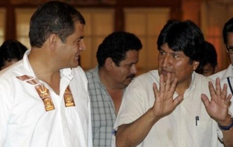 Morales-viajara-este-lunes-a-Ecuador-para-firmar-acuerdos-bilaterales