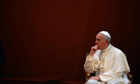 Papa-Francisco-recomienda-un--dialogo-constructivo--ante-protestas-sociales-en-Brasil