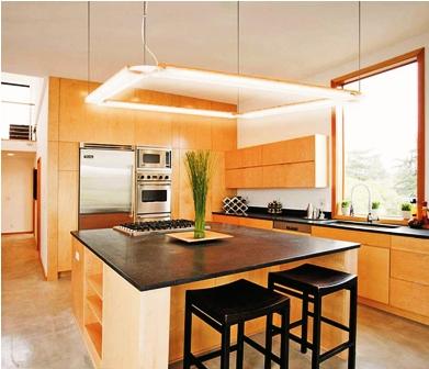 Iluminaci n en cocinas - Iluminacion en cocinas ...
